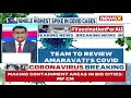 Team To Review Amravatis Covid Situation | Report To Be Give To Health Min | NewsX  - 02:30 min - News - Video
