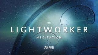 The Lightworker - Chakras Balancing Meditation   Shaman Drum & RAV Relaxing Journey