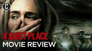 A Quiet Place Movie Review - Destined to Become a Horror Classic?