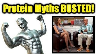 Protein Myths! Meat & Vegetarian Food Sources, Body Builders, Diet & Nutrition | The Truth Talks