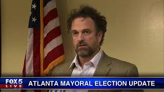 Atlanta mayoral election update