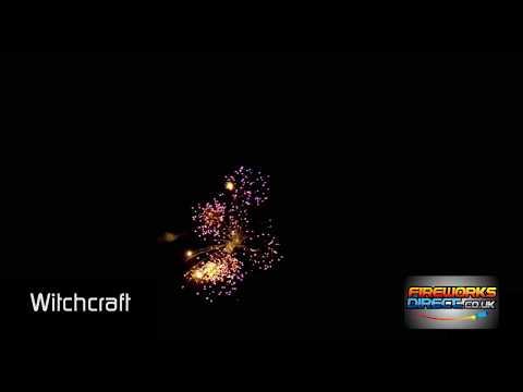 Witchcraft - 49 shot firework