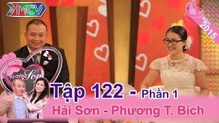 Chết cười với màn kể tội duyên dáng của cặp vợ chồng miền Bắc | Hải Sơn - Phương T.Bích | VCS 122