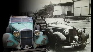 Top Nazi Leader's Car - Amazing Barn Find