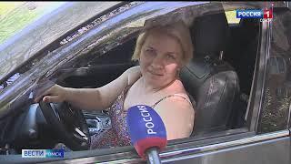 «Вести Омск», дневной эфир от 25 мая 2021 года