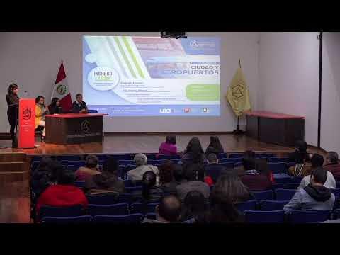 Conferencia: Ciudad y aeropuertos