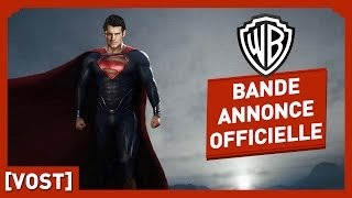 Man of steel :  bande-annonce 1 VOST