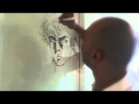 Mangatar presents: Kenshiro speed painting