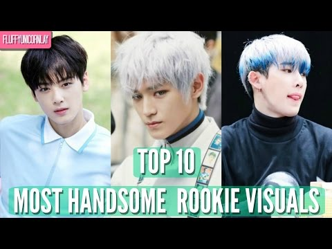 Top 10 Most Handsome Kpop Visuals of the New Generation || POLL RESULTS