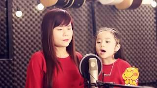 Rơi nước mắt với tiết mục song ca của 2 mẹ con│Con Nợ Mẹ - Hà My ft Bé Phương Vy