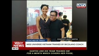 Interview with the Filipino pageant coach who trained Miss Vietnam for  Miss Universe 2018