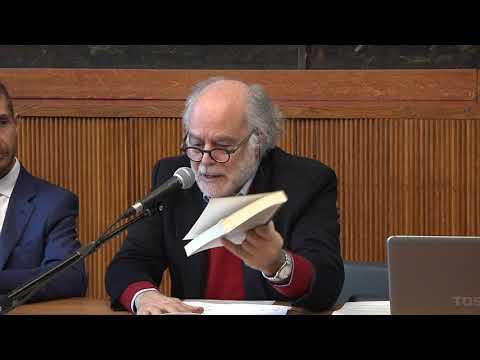"""Prof. Zerbetto presenta il libro """"Il senso del gioco"""" a Milano"""