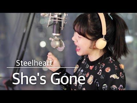 (+2 key up) She's gone - Steelheart cover   bubble dia