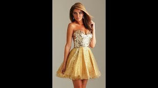 Cute Prom Dresses for Perfect Prom Night