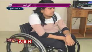 'I want to commit suicide': Differently abled Vasundhara K..