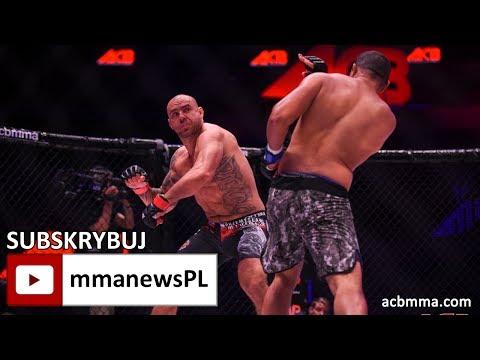 ACB 63: Przemysław Mysiala czeka na odzew UFC po znokautowaniu Carvalho