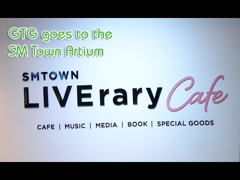 GTG goes to the SM Town COEX artium