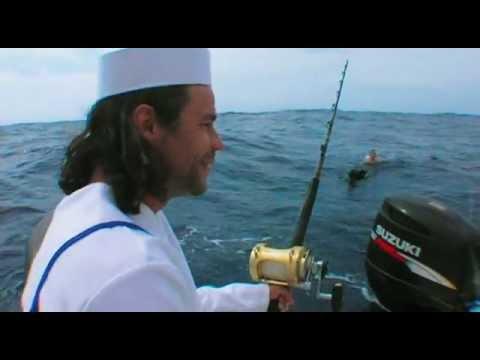 Ловля акул