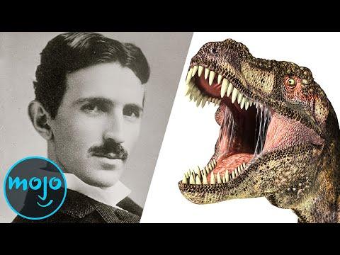 Првиот фосил од диносаурус и уште 9 откритија што засекогаш го променија човештвото