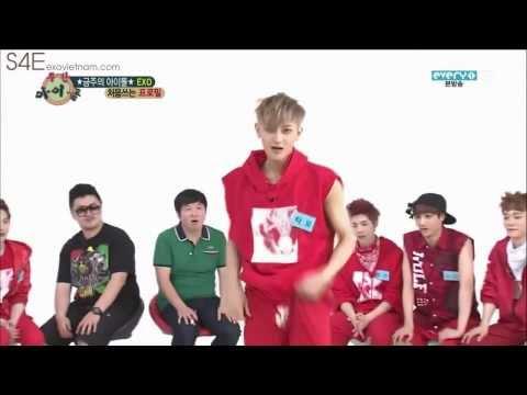 Vietsub TAO EXO  Weekly Idol ep 103 cut HDEXOVIETNAM