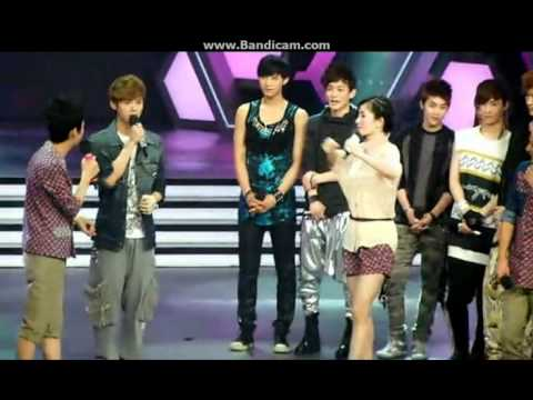 120425 Luhan aegyo cut @ Happy Camp