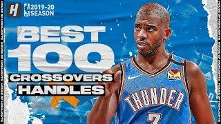 BEST 100 Crossovers & Handles of the 2019-2020 NBA Regular Season!