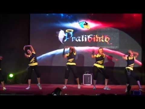 Winners of Pratibmb 2013-14 Group Dance at VJTI