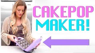 Magic Cake Pop Maker!
