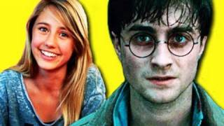 Kids React to Harry Potter and the Deathly Hallows Part 2 Trailer