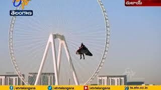 Watch: First Autonomous Human Flight Takes Place in Dubai..