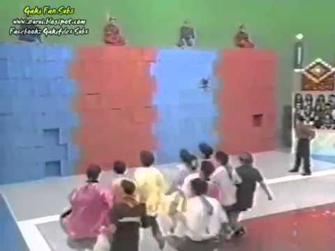 Crazy Japanese Game - Wall of Boxes