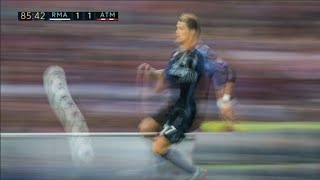 When Cristiano Ronaldo Decides To Sprint Speed!