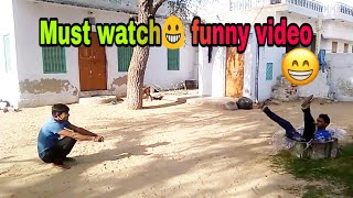 Comedy village Boys Awesome funny clips-try to not at this Home -comedy P star