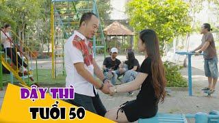 Hài 2021 DẬY THÌ TUỔI 50 - Long Đẹp Trai, Phương Linh, Thúy An  Hài Việt Hay Mới Nhất 2020