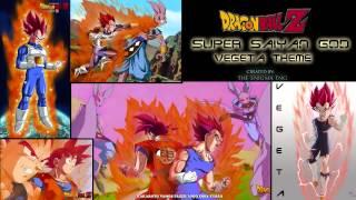 Dragon Ball Z - Super Saiyan God Vegeta Theme (The Enigma TNG)