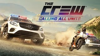 The Crew - Calling All Units Bejelentés Trailer