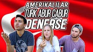 Americans Try TURKISH SNACKS 🇺🇸🇹🇷   Amerikalılar Türk Abur Cuburları Denerse