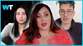 Marlena Stell SPILLS MORE TEA About Jaclyn Hill and James Charles