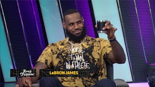 LeBron James on Winning Ring #4, Offseason Moves, and Lakers Repeat Chances | ROAD TRIPPIN'