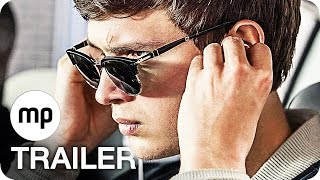 Baby Driver - Deutscher Trailer HD