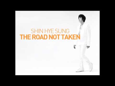 [Full album Audio] SHIN HYESUN - The Road Not Taken