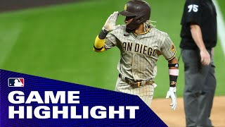 Padres' Fernando Tatis Jr., Tommy Pham's CLUTCH home runs on last out to come back and win!