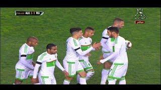 أهداف الجزائر 3 إفريقيا الوسطى 0 ** Algérie 3-0 Centrafrique ...