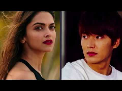 Lee min ho and deepika padukone | romantic song