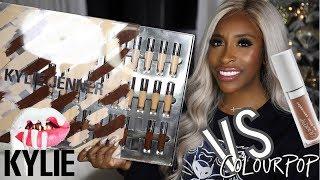 Kylie Concealers vs Colourpop? | Jackie Aina