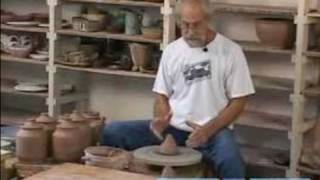 Introduction to Ceramics and Pottery : Ceramics & Pottery: Centering the Clay