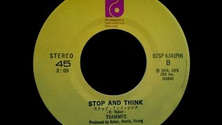 The Trammps ~ Stop & Think 1975 Disco Purrfection Version