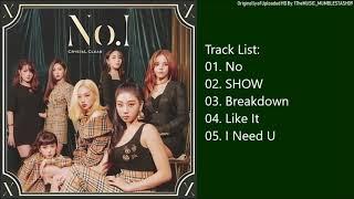 [FULL ALBUM] 씨엘씨 (CLC) - No.1 (Mini Album)