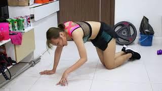 51kg là Mập Rồi Đó - Tập Mệt Rồi Đó - Nữ Sinh 2000 Kathy Sấp Mặt 30 Phút Tập - J4B1TLV1 A3 A
