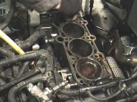 how to replace blown head gasket on a 2004 vw jetta 2 0l. Black Bedroom Furniture Sets. Home Design Ideas
